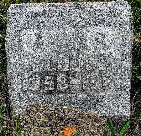 CLOUSE, ANNA S. - Wayne County, Ohio | ANNA S. CLOUSE - Ohio Gravestone Photos