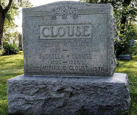 CLOUSE, GEORGE W. - Wayne County, Ohio | GEORGE W. CLOUSE - Ohio Gravestone Photos