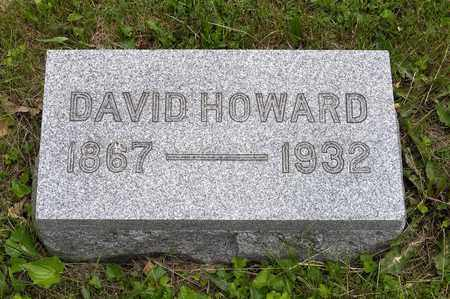 COOK, DAVID HOWARD - Wayne County, Ohio | DAVID HOWARD COOK - Ohio Gravestone Photos