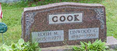 COOK, EDITH M. - Wayne County, Ohio | EDITH M. COOK - Ohio Gravestone Photos