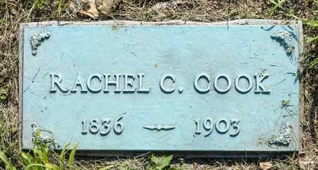 COOK, RACHEL C. - Wayne County, Ohio | RACHEL C. COOK - Ohio Gravestone Photos