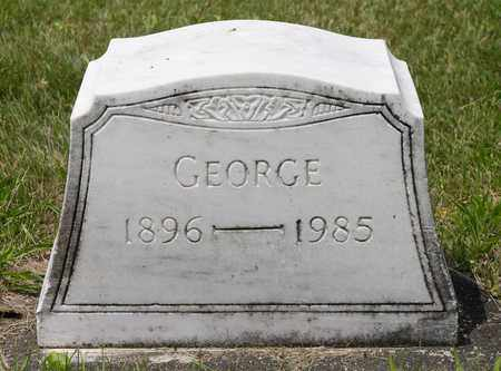 CORE, GEORGE - Wayne County, Ohio | GEORGE CORE - Ohio Gravestone Photos