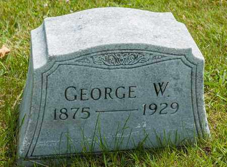 CORE, GEORGE W. - Wayne County, Ohio | GEORGE W. CORE - Ohio Gravestone Photos