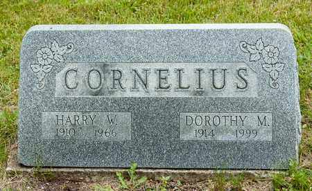 CORNELIUS, HARRY W. - Wayne County, Ohio | HARRY W. CORNELIUS - Ohio Gravestone Photos