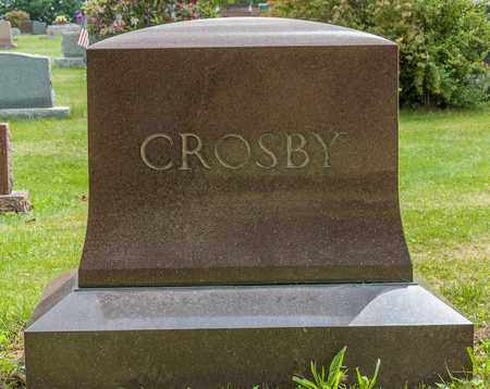 CROSBY, HOWARD - Wayne County, Ohio | HOWARD CROSBY - Ohio Gravestone Photos