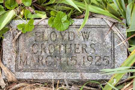 CROTHERS, FLOYD W. - Wayne County, Ohio | FLOYD W. CROTHERS - Ohio Gravestone Photos