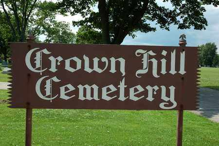 CROWN CEMETERY, HILL - Wayne County, Ohio | HILL CROWN CEMETERY - Ohio Gravestone Photos