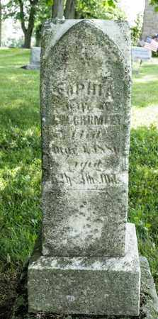 CRUMLEY, SOPHIA - Wayne County, Ohio | SOPHIA CRUMLEY - Ohio Gravestone Photos