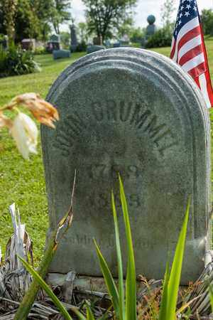 CRUMMEL, JOHN - Wayne County, Ohio | JOHN CRUMMEL - Ohio Gravestone Photos