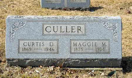 CULLER, CURTIS D. - Wayne County, Ohio | CURTIS D. CULLER - Ohio Gravestone Photos