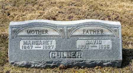 CULLER, DAVID - Wayne County, Ohio | DAVID CULLER - Ohio Gravestone Photos