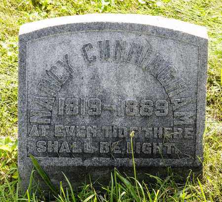 CUNNINGHAM, NANCY - Wayne County, Ohio | NANCY CUNNINGHAM - Ohio Gravestone Photos