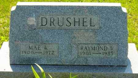 DRUSHEL, MARGARET MAE - Wayne County, Ohio | MARGARET MAE DRUSHEL - Ohio Gravestone Photos