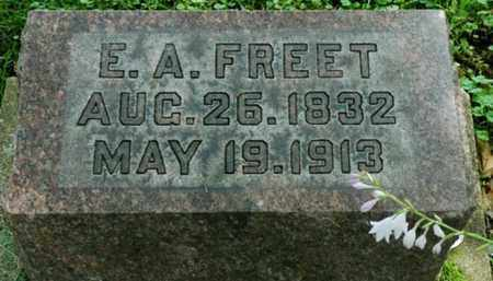 FREET, ELIAS A. - Wayne County, Ohio | ELIAS A. FREET - Ohio Gravestone Photos