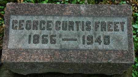 FREET, GEORGE CURTIS - Wayne County, Ohio | GEORGE CURTIS FREET - Ohio Gravestone Photos