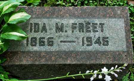 FRANKS FREET, IDA. M. - Wayne County, Ohio | IDA. M. FRANKS FREET - Ohio Gravestone Photos
