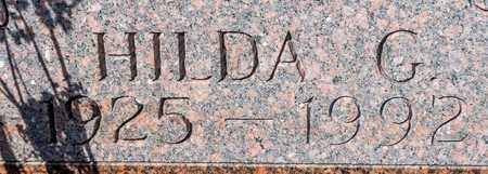 GEISER, HILDA G - Wayne County, Ohio | HILDA G GEISER - Ohio Gravestone Photos