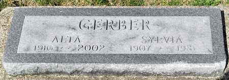 GERBER, ALTA - Wayne County, Ohio | ALTA GERBER - Ohio Gravestone Photos