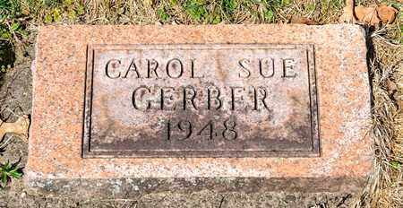 GERBER, CAROL SUE - Wayne County, Ohio | CAROL SUE GERBER - Ohio Gravestone Photos