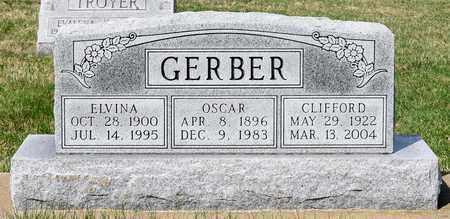 GERBER, ELVINA - Wayne County, Ohio | ELVINA GERBER - Ohio Gravestone Photos