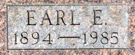 GERBER, EARL E - Wayne County, Ohio | EARL E GERBER - Ohio Gravestone Photos