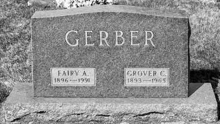 GERBER, GROVER C - Wayne County, Ohio | GROVER C GERBER - Ohio Gravestone Photos