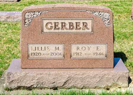 GERBER, ROY E - Wayne County, Ohio | ROY E GERBER - Ohio Gravestone Photos