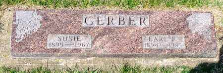 GERBER, SUSIE - Wayne County, Ohio | SUSIE GERBER - Ohio Gravestone Photos