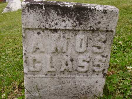 GLASS, AMOS - Wayne County, Ohio | AMOS GLASS - Ohio Gravestone Photos