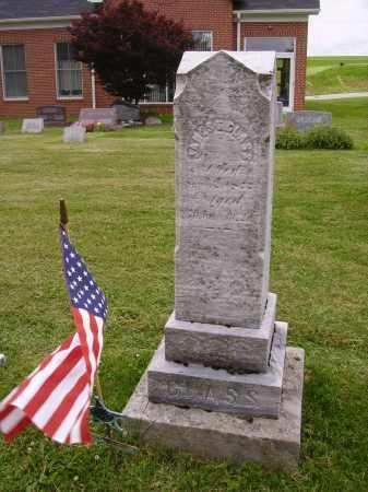 GLASS, JAMES - OVERALL VIEW - Wayne County, Ohio   JAMES - OVERALL VIEW GLASS - Ohio Gravestone Photos