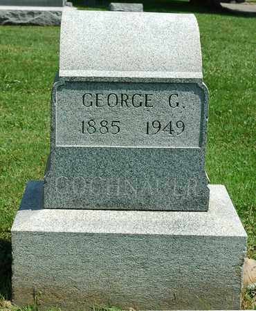 GOCHNAUER, GEORGE G. - Wayne County, Ohio | GEORGE G. GOCHNAUER - Ohio Gravestone Photos