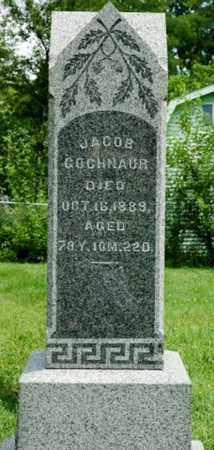 GOCHNAUER, JACOB - Wayne County, Ohio | JACOB GOCHNAUER - Ohio Gravestone Photos