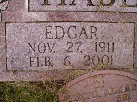 HABERECHT, EDGAR - CLOSE VIEW - Wayne County, Ohio | EDGAR - CLOSE VIEW HABERECHT - Ohio Gravestone Photos