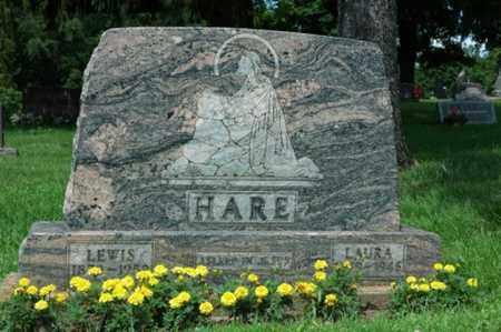 HARE, LEWIS - Wayne County, Ohio | LEWIS HARE - Ohio Gravestone Photos