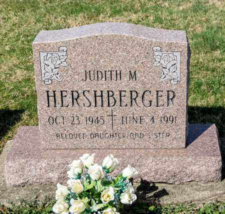 HERSHBERGER, JUDITH M - Wayne County, Ohio | JUDITH M HERSHBERGER - Ohio Gravestone Photos