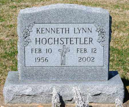 HOCHSTETLER, KENNETH LYNN - Wayne County, Ohio | KENNETH LYNN HOCHSTETLER - Ohio Gravestone Photos