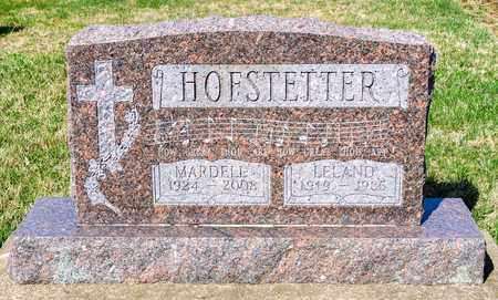 HOFSTETTER, MARDELL - Wayne County, Ohio | MARDELL HOFSTETTER - Ohio Gravestone Photos