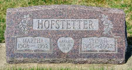 HOFSTETTER, MARTHA - Wayne County, Ohio | MARTHA HOFSTETTER - Ohio Gravestone Photos