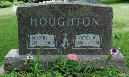 HOUGHTON, VICTOR W. - Wayne County, Ohio | VICTOR W. HOUGHTON - Ohio Gravestone Photos
