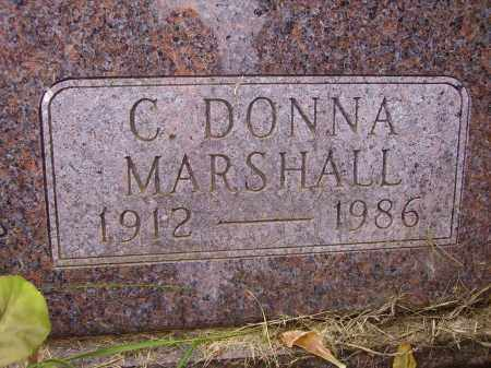 JOHNSON, C. DONNA - Wayne County, Ohio | C. DONNA JOHNSON - Ohio Gravestone Photos