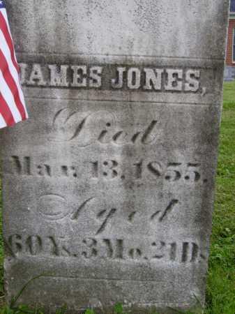 JONES, JAMES - Wayne County, Ohio | JAMES JONES - Ohio Gravestone Photos