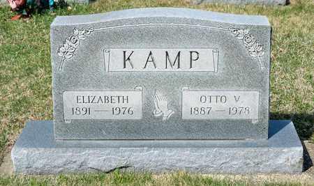 KAMP, ELIZABETH - Wayne County, Ohio | ELIZABETH KAMP - Ohio Gravestone Photos