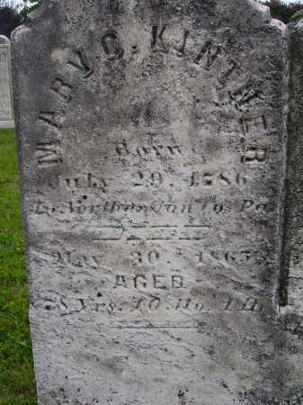 KINTER, MARY C. - CLOSEVIEW - Wayne County, Ohio | MARY C. - CLOSEVIEW KINTER - Ohio Gravestone Photos