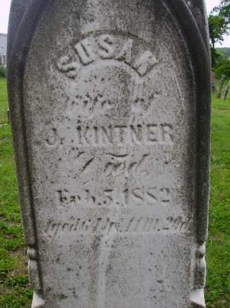 KINTNER, SUSAN - Wayne County, Ohio | SUSAN KINTNER - Ohio Gravestone Photos