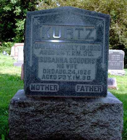 KURTZ, SUSANNA - Wayne County, Ohio | SUSANNA KURTZ - Ohio Gravestone Photos