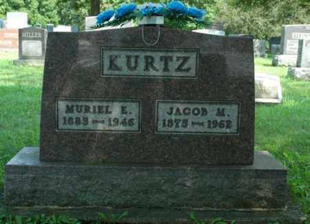 KURTZ, JACOB M. - Wayne County, Ohio | JACOB M. KURTZ - Ohio Gravestone Photos
