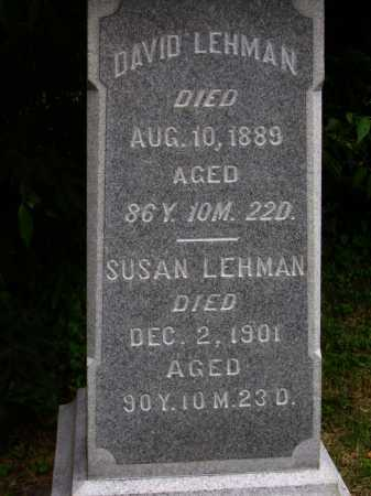 KINTNER LEHMAN, SUSAN - CLOSE VIEW - Wayne County, Ohio | SUSAN - CLOSE VIEW KINTNER LEHMAN - Ohio Gravestone Photos