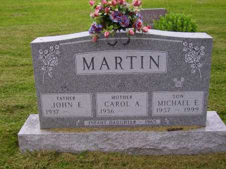 MARTIN, MICHAEL E. - Wayne County, Ohio | MICHAEL E. MARTIN - Ohio Gravestone Photos