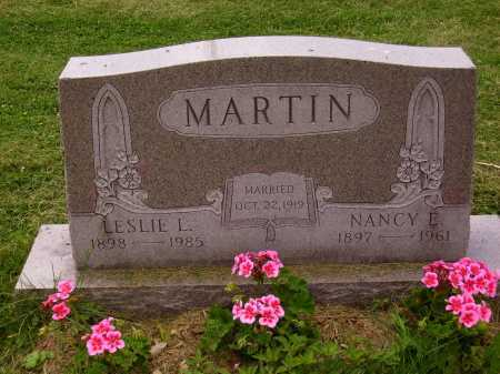 MARTIN, LESLIE L. - Wayne County, Ohio | LESLIE L. MARTIN - Ohio Gravestone Photos