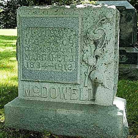 MCDOWELL, LUTHER - Wayne County, Ohio   LUTHER MCDOWELL - Ohio Gravestone Photos